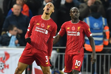 Liverpool bat Manchester City et prend 8 points d'avance en tête