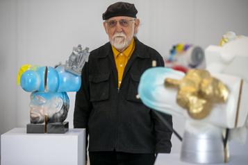 Gilles Mihalcean Fascinantes sculptures