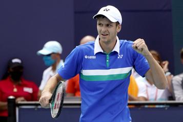 Classement ATP Hubert Hurkacz bondit au 16erang)