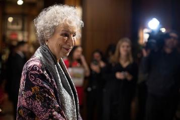 Margaret Atwood au Salon du livre de Québec