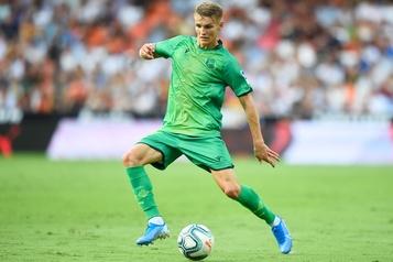 Odegaard revient à Saint-Sébastien, mais sous le maillot du Real Madrid)