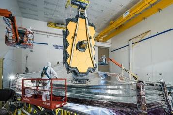 Lancement le 18 décembre Le télescope James Webb arrivé en Guyane française