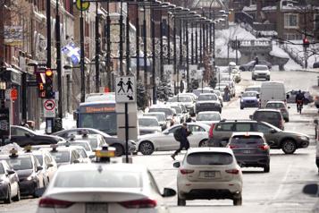 Montréal Moins de stationnements, plusde parcs)