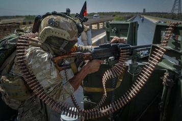 Afghanistan Troisième jour de combats autour de la ville d'Hérat)