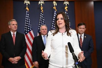 Stefanik supplante Cheney Les républicains du Congrès se rangent derrière Trump pour reprendre le pouvoir)