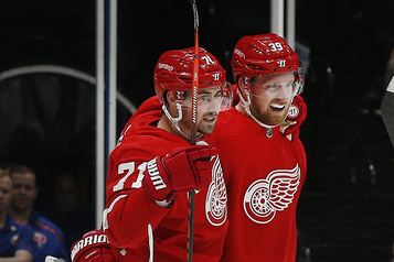 Analyse des 31 clubs de la LNH : les Red Wings de Detroit