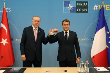 Relation France-Turquie «Climatapaisé» entre Macron et Erdogan)
