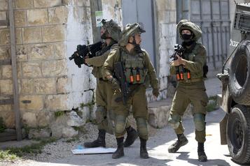Un soldat israélien tué en Cisjordanie, avant une visite de Pompeo)