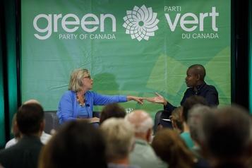 Direction du Parti vert: Annamie Paul mène au chapitre du financement)