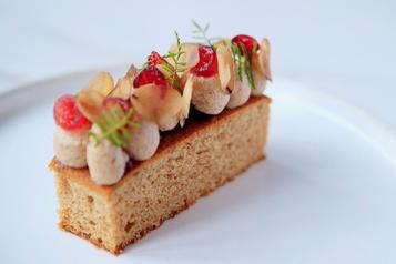 Le gâteau aux épices d'Alix Marquis-Gobeille