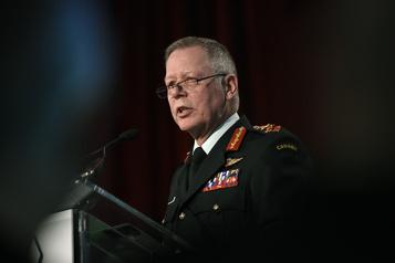 Le général Jonathan Vance songe à l'avenir des Forces armées et non le sien