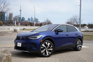 Volkswagen Volkswagen détaille la tarification de son ID.4 )
