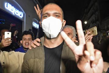 Algérie Plus de 30détenus d'opinion libérés, dont le militant Khaled Drareni)