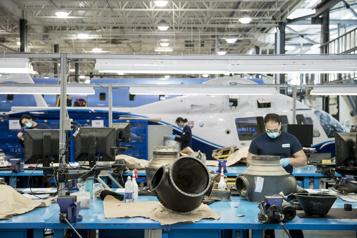 Aérospatiale Formation: des métiers «plus verts» pourlarelance)