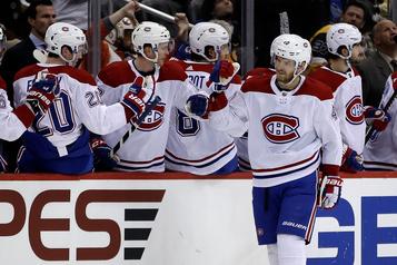 Le Canadien renverse les Penguins4-1