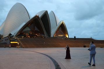L'opéra de Sydney reprend ses spectacles après des mois de relâche imposée)