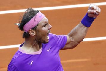 Un 12esacre à Barcelone pour Rafael Nadal)