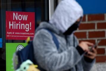 États-Unis Les inscriptions au chômage sous la barre des 500000)