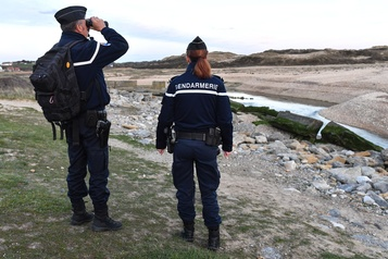 France: 21 migrants secourus dans la Manche)