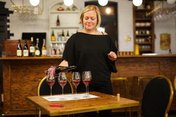 Démystifier les vins nature à l'Alkadémie