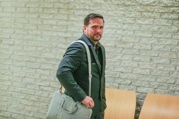 Le policier Marc-Olivier Perron coupable d'abus de confiance
