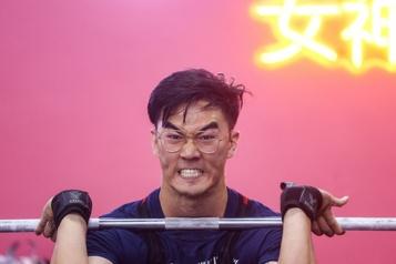 Haltérophilie Les haltérophiles chinois sous le poids des préjugés)
