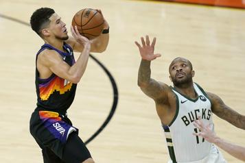 Les Suns remportent le deuxième match de la finale)
