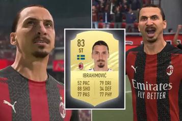 Zlatan Ibrahimovic dénonce l'utilisation de son nom dans le jeu vidéo FIFA)