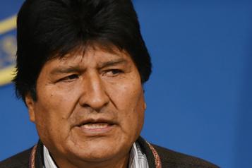 Le président bolivien Evo Morales démissionne et dénonce un coup d'État