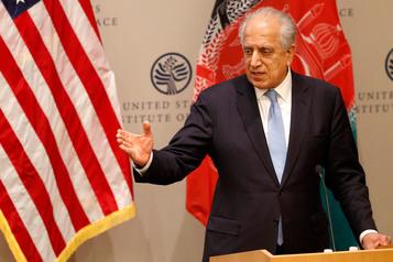 Afghanistan: l'émissaire américain témoignera jeudi à huis clos au Congrès
