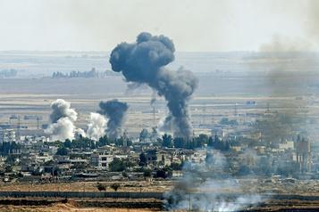 Syrie: pas d'évasion «majeure» de détenus de l'EI