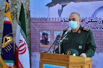 L'Iran assure sa défense partout, affirme le chef des Gardiens de la Révolution)