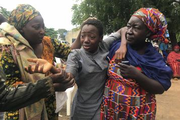 Rapt d'élèves au Nigeria Le porteur d'une rançon lui-même enlevé)