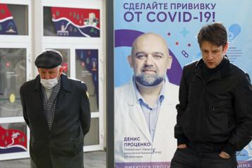 COVID-19 Le nombre de cas à Moscou à un sommet depuis janvier)