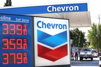 Chevron investit dans les énergies moins polluantes)