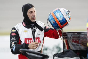 IndyCar Le vétéran Tony Kanaan sous contrat avec l'écurie Chip Ganassi)