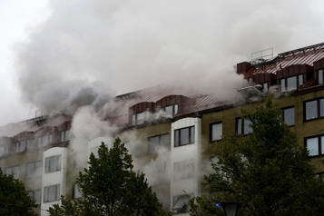 Suède Une explosion fait 16 blessés à Göteborg, la piste criminelle envisagée)