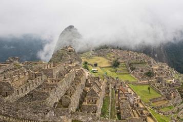 COVID-19 La citadelle du Machu Picchu de nouveau fermée)