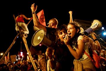 Israël entre colère et déprime après l'annonce d'un reconfinement généralisé)