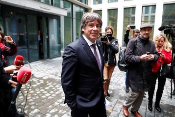 Carles Puigdemont se livre à la justice belge