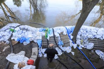 Les zones inondables doivent conjuguer avec la pandémie