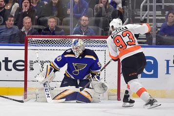 Voracek donne la victoire aux Flyers