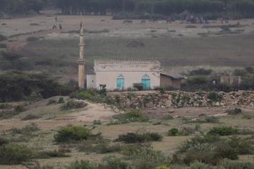 Éthiopie Des dizaines de tués par balles dans une zone disputée )