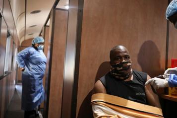 Le cauchemar pandémique del'Afrique du Sud)