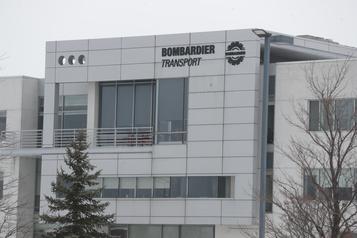 Bombardier quitte son siège social)