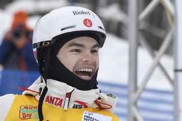 Ski acrobatique Mikaël Kingsbury: «J'ai presque repris où j'ai laissé» )