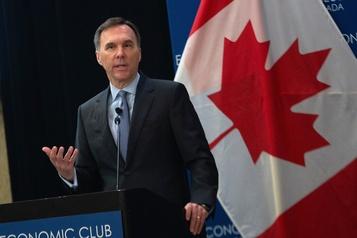 Coronavirus: l'économie canadienne «sans aucun doute» touchée, affirme Morneau