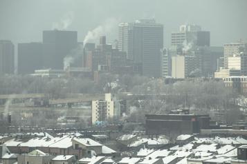 Alerte de smog en vigueur pour plusieurs régions)