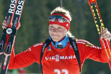 Jeux olympiques de Sotchi La biathlonienne Zaïtseva reste disqualifiée pour dopage)
