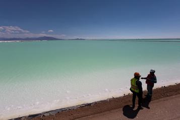 La Presse en Bolivie: au pays de l'or blanc